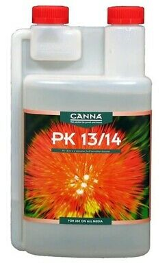 Canna PK13/14 1L Flower Booster Enhancer Weight Gainer Hydroponic Nutrient • 14.99£