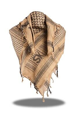 $11.99 • Buy SK7 Shemagh  Scarf  Military Lightweight Tactical Face Head Wrap 100% Cotton
