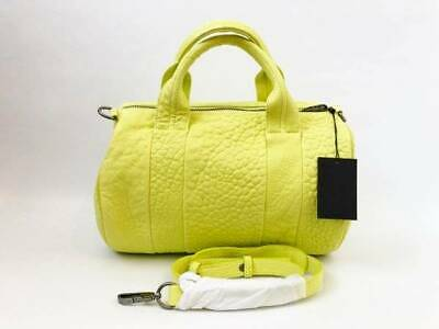AU539.25 • Buy New Alexander Wang Neon Rockie Duffle Bag