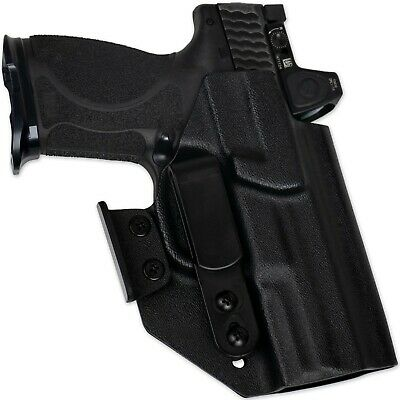 $42 • Buy Skydas Gear Kydex Holster Fits Smith & Wesson M&P 2.0/1 Compact 9/40 IWB Left &