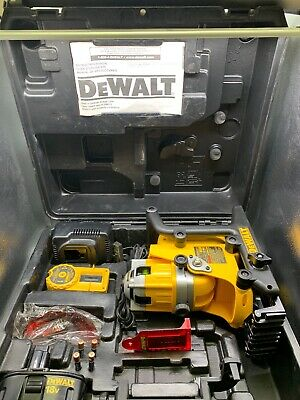 $299.95 • Buy Dewalt DW073 18v Cordless Rotary Laser Level Preowned W/ Case (T255)