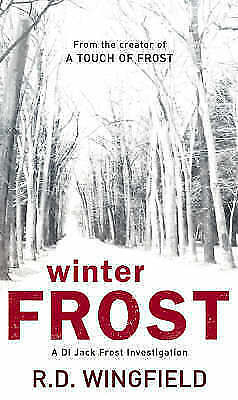 Winter Frost, Wingfield, R D, Used; Acceptable Book • 4.74£
