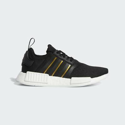$ CDN249.97 • Buy Adidas Originals Women's Black Gold  NMD_R1 Shoes Fashion Running Shoes FW6433