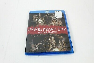 $28.99 • Buy  JEEPERS CREEPERS 1 AND 2  Double Feature Horror BLU-RAY (2018, Shout Factory)