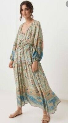 AU178.50 • Buy Spell And The Gypsy Oasis Pearl Midi Dress