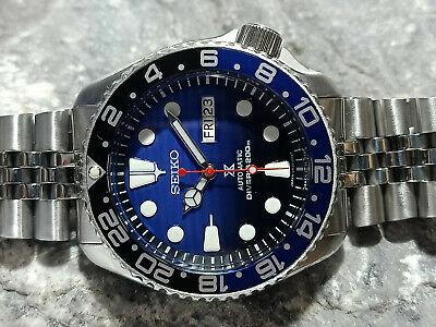 $ CDN108.96 • Buy Lovely Save The Ocean Mod Seiko 7s26-0020 Skx007 Automatic Mens Watch 731400