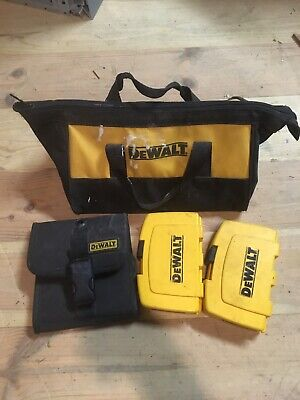 $9.99 • Buy Lot Of Dewalt Drill Cases And Tool Bag