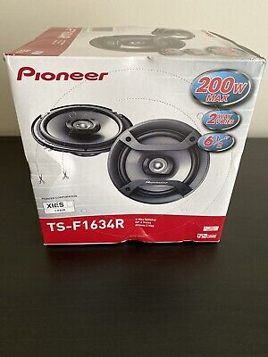 AU48 • Buy Pioneer TS-F1634R Speakers - Brand New In Box
