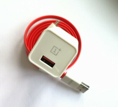 AU18.93 • Buy Original 5V 4A Dash Wall Charger & TYPEC Cable For OnePlus 7 7t 6 6t 5 5t 3 3t