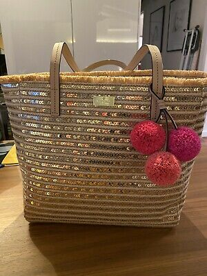 AU65 • Buy Kate Spade Gorgeous SequinedTote Bag - Brand New, Perfect For Any Occasion!