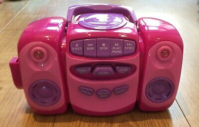 £4.80 • Buy Chad Valley CD Player - Pink