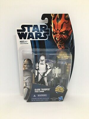 AU32 • Buy Star Wars The Clone Wars 2012 Phase 2 Clone Trooper Action Figure