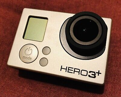 AU71 • Buy GoPro Hero 3+ Black Edition With Accessories