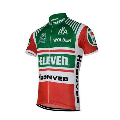 AU30.39 • Buy 1986 7-Eleven Davis Phinney Cycling Jersey Mens Cycling Short Sleeve Jersey