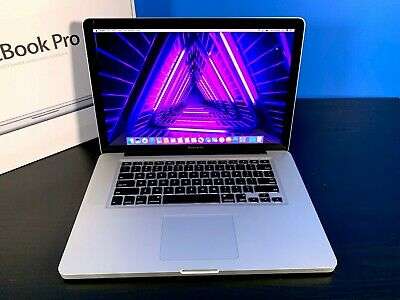 View Details Apple MacBook Pro 15 Inch | Gray | Core I7 2.6Ghz | 1TB SSD | OS2017 | Warranty • 699.00$