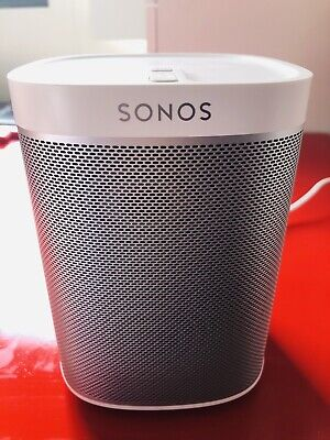 "AU142.50 • Buy Sonos Play:1 ""Almost New"" Wireless Speaker - White"