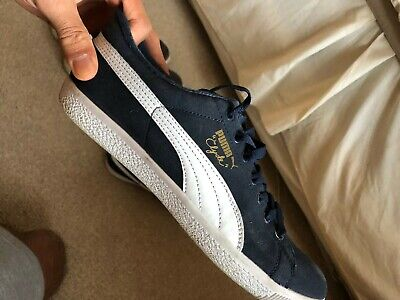 Puma Clyde Trainers Blue • 22£