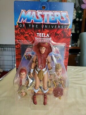 $165 • Buy Super 7 Masters Of The Universe Ultimates Teela
