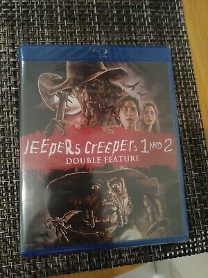$18 • Buy New Jeepers Creepers 1 & 2 Double Feature Blu Ray Exclusive Shout Factory