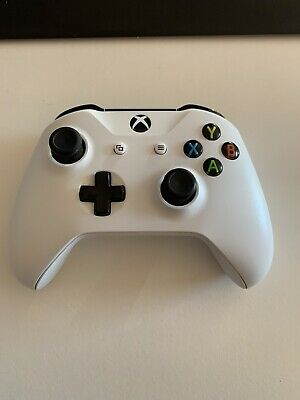AU69 • Buy Genuine Microsoft Xbox One Wireless Controller - White