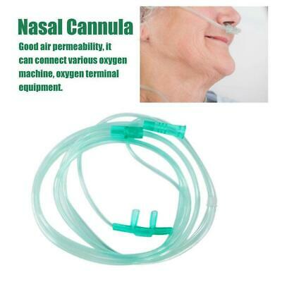1.5m Oxygen Bar Nose Hoses Nasal Tube Therapy Breathing Cannula Suction Straw  • 1.79£