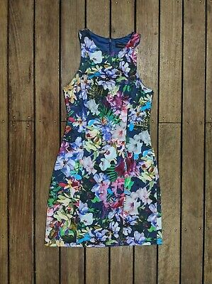 AU15 • Buy Forever New Floral Dress. Size 6. Can Combine Postage