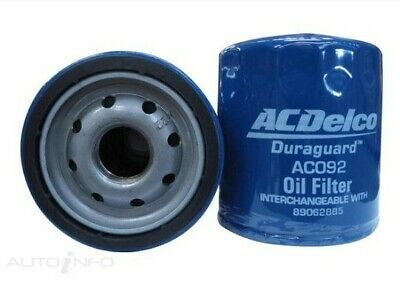 AU16.50 • Buy Genuine Acdelco Oil Filter 19266430 Interchanges With Z663, AC092