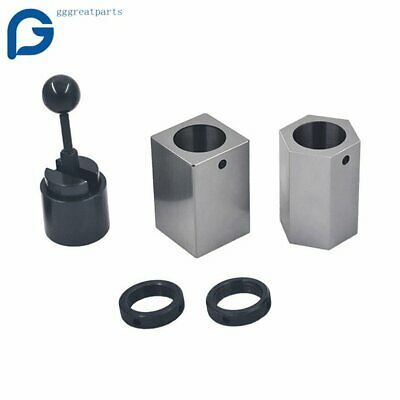 $ CDN60.42 • Buy NEW 5c Collet Block Set- Square, Hex, Rings & Collet Closer Holder