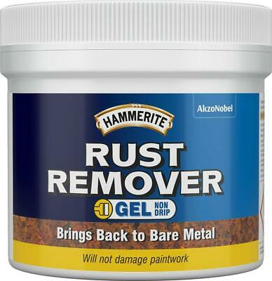 Hammerite 5092870 Rust Remover Gel 750mL Paintwork Anti Corrosion Protection • 19.95£