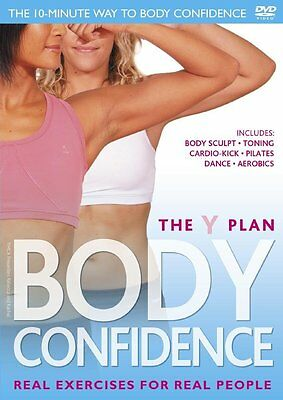 The Y Plan Body Confidence    DVD   (Brand New)  Fitness  Workout • 6.49£