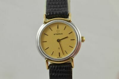 Eterna Classic Women's Watch 25MM Quartz Nice Condition 133.4321.23 • 240.78£