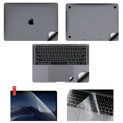 $22.32 • Buy Full Body 3M Skin Decal KBs Cover Screen Protector For 2020 MacBook Air 13 A2179