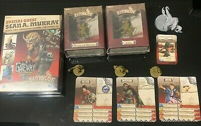 AU15 • Buy Zombicide Components