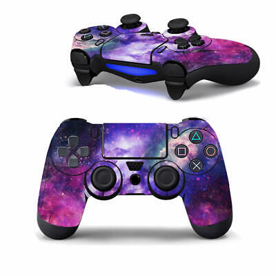 AU4.69 • Buy Nebula Galaxy Ps4 Controller  Vinyl ! * Protective Skin Decal Wrap Stickers