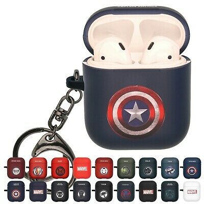 $ CDN27.57 • Buy Disney Symbol For AirPods Case With Key Ring Hard PC Strap Hole Cover