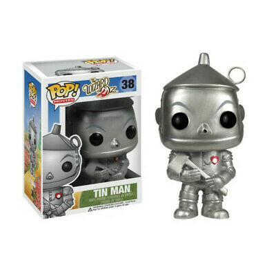 Funko POP The Wizard Of OZ Tin Man Scarecrow Collection Model Action Figures Toy • 15.11£