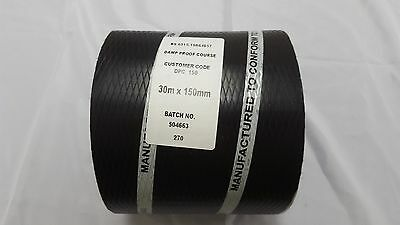 £9.45 • Buy Damp Proof Course 30mtr X 150mm