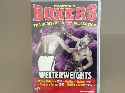 £7.99 • Buy Boxers Dvd - Welterweights - Deagostini - Very Rare - Brand New & Sealed