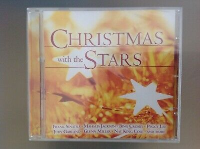Christmas With The Stars Cd - Various Artists - Brand New And Sealed • 2.99£