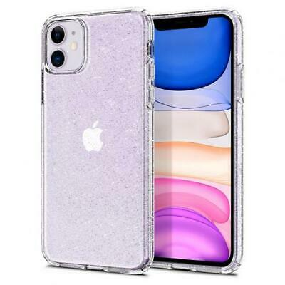 AU25.63 • Buy Spigen IPhone 11 (6.1 ) Liquid Crystal Glitter Case - Crystal Quartz, All Around