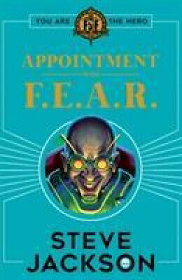 AU16.28 • Buy Fighting Fantasy: Appointment With F.E.A.R. (Fighting Fantasy) By Steve Jackson
