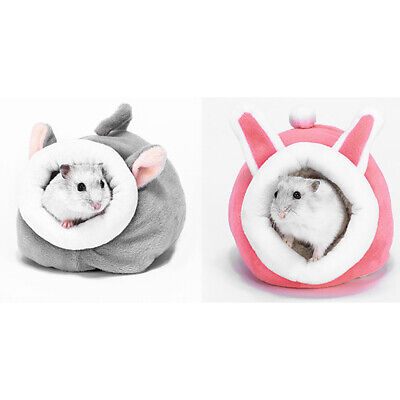 £4.99 • Buy 2Pcs Chinchilla Hedgehog Guinea Pig Ferret Bed Accessories Cage Toys