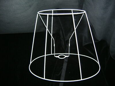 French Drum  Lampshade Frame  8  X 12  X 7.75   Height • 8.75£