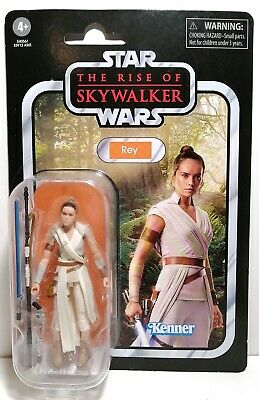 $ CDN32.99 • Buy Star Wars 3.75  Rey Vintage Collection VC156 Figure