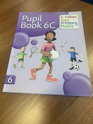 Collins New Primary Maths Book 6c Year 6 • 1.49£