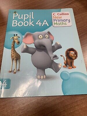 Collins New Primary Maths Book 4a Year 4 • 1.49£