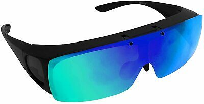 AU54.90 • Buy TAC FLIP Glasses By Bell+Howell Sports Polarized Flipping Sunglasses For Men Mil