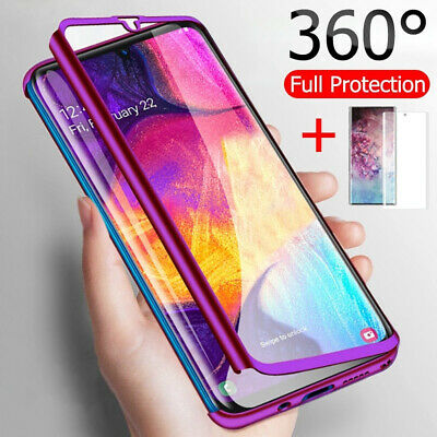 AU7.99 • Buy 360° Shockproof Full Cover Case Cover For Samsung Galaxy S8 S9 S10 Note 10 Plus