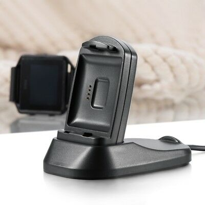 $ CDN6.99 • Buy USB Charger Charging Stand Dock Station Holder For Fitbit Blaze Smart Watch Set