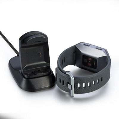 $ CDN9.99 • Buy Charger Charging Stand Dock Station Cradle Holder For Fitbit Ionic Smart Watch